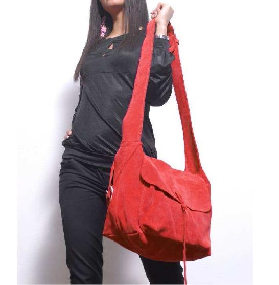 Borse A Sacco In Pelle : Nuova collezione di borse in pelle a concia vegetale