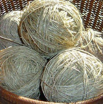 Canapa fibra tessile un abbigliamento biologico per - Tessili per la casa ...