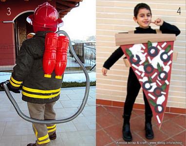 Idee per un carnevale di riciclo vestire biologico for Idee per carri di carnevale semplici