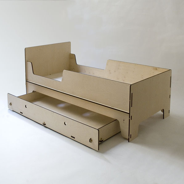 Come arredare ecologicamente la stanza dei bambini: i mobili Totem! - Vestire biologico ...