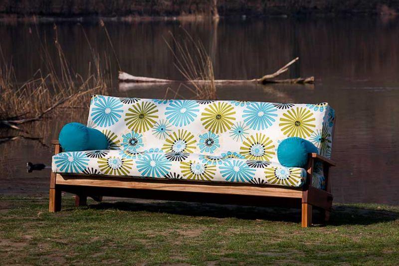 Poltrone e divani ecologici per momenti di totale relax for Poltrone relax in legno
