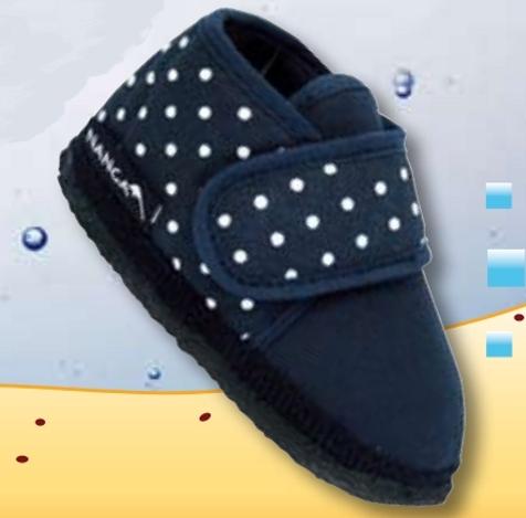 Pantofole cotone bambino